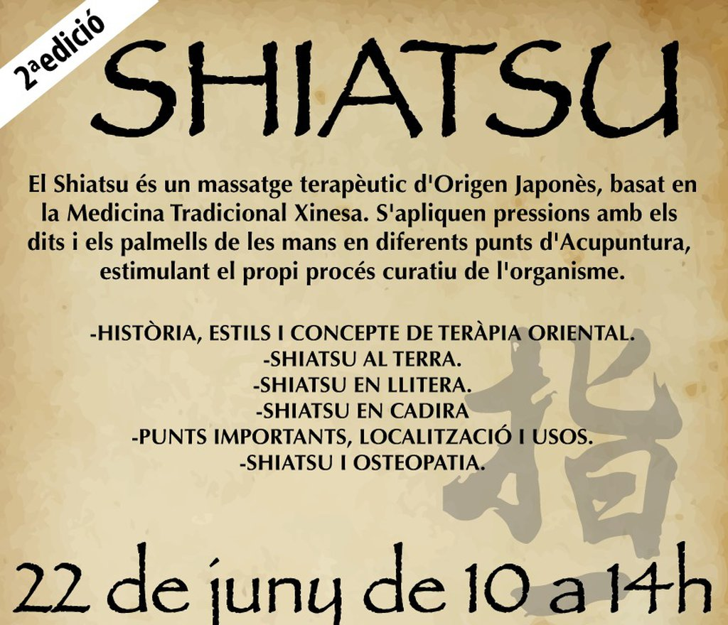 SHIATSU 2nd edition